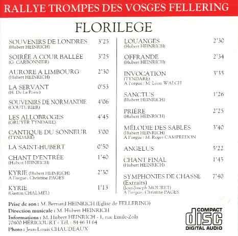 Recto Florilèges